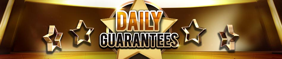 Daily Guarantees на GGpokerok